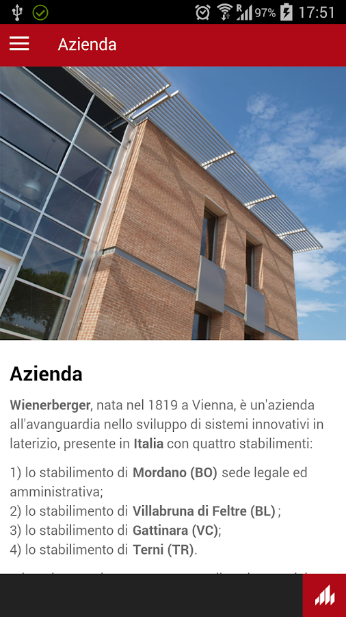 Wienerberger Catalogo- screenshot
