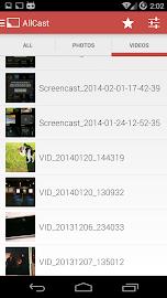AllCast Screenshot 4