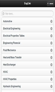 EngCalc - Engineering Calc - screenshot thumbnail