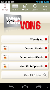Vons - screenshot thumbnail