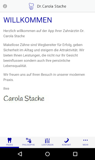 Dr. Carola Stache