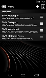 BMW Connected Classic- screenshot thumbnail