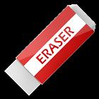 History Eraser- Borrador de historia icon