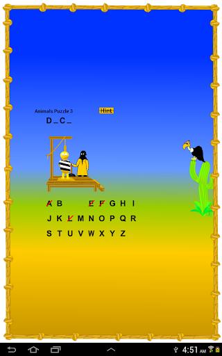 【免費拼字App】Hangman Word Puzzle Free-APP點子