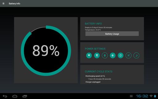 Battery Widget Reborn (BETA) - Imagem 1 do software