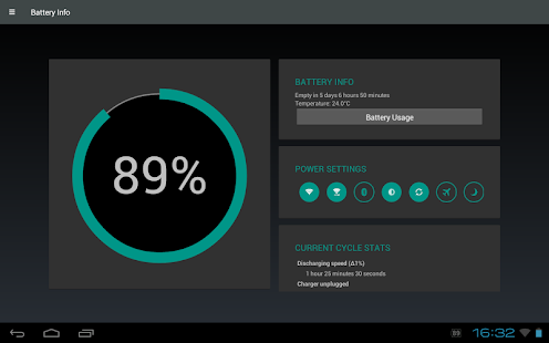 Battery Widget Reborn (Free) - screenshot thumbnail