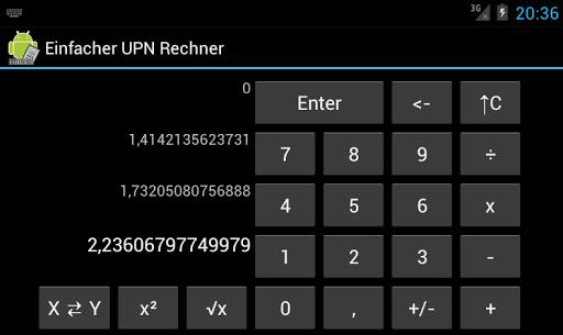 玩免費工具APP|下載Einfacher UPN Rechner app不用錢|硬是要APP