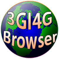 3G - 4G Fast Internet Browser 1.8