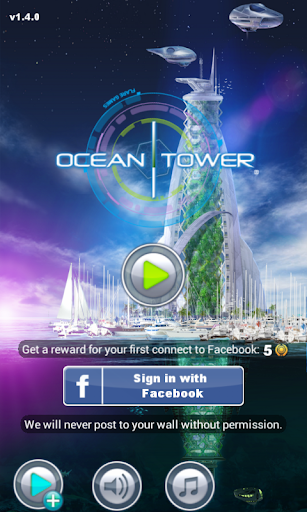 Ocean Tower Xây Dựng Tháp