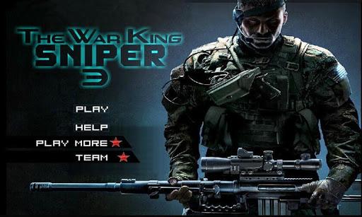 King of War Sniper