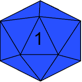 Polygonal Die Roller
