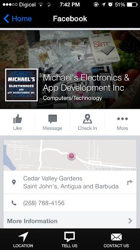 玩免費商業APP|下載MICHAEL'S ELECTRONICS app不用錢|硬是要APP