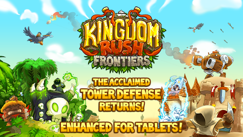 Kingdom Rush Frontiers Screenshot 1