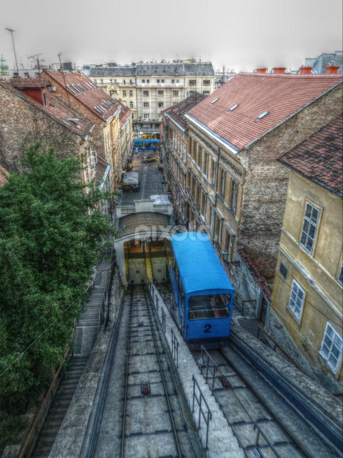 Zagreb by Sandra Kruhek - City,  Street & Park  Street Scenes