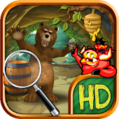 Grizzly Danger - Hidden Object