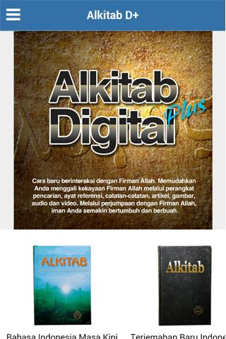 Alkitab Digital Plus