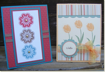 Denise & Wendy's cards