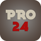 Pro24 icon