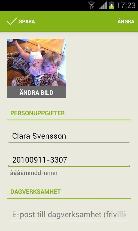 Mina Sidor - screenshot