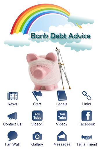 Bank Debt Advice