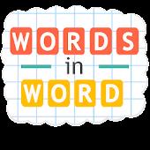 Words in Word