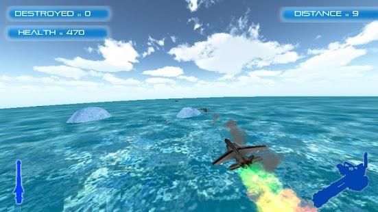 F-18 Fighter Pilot- screenshot thumbnail