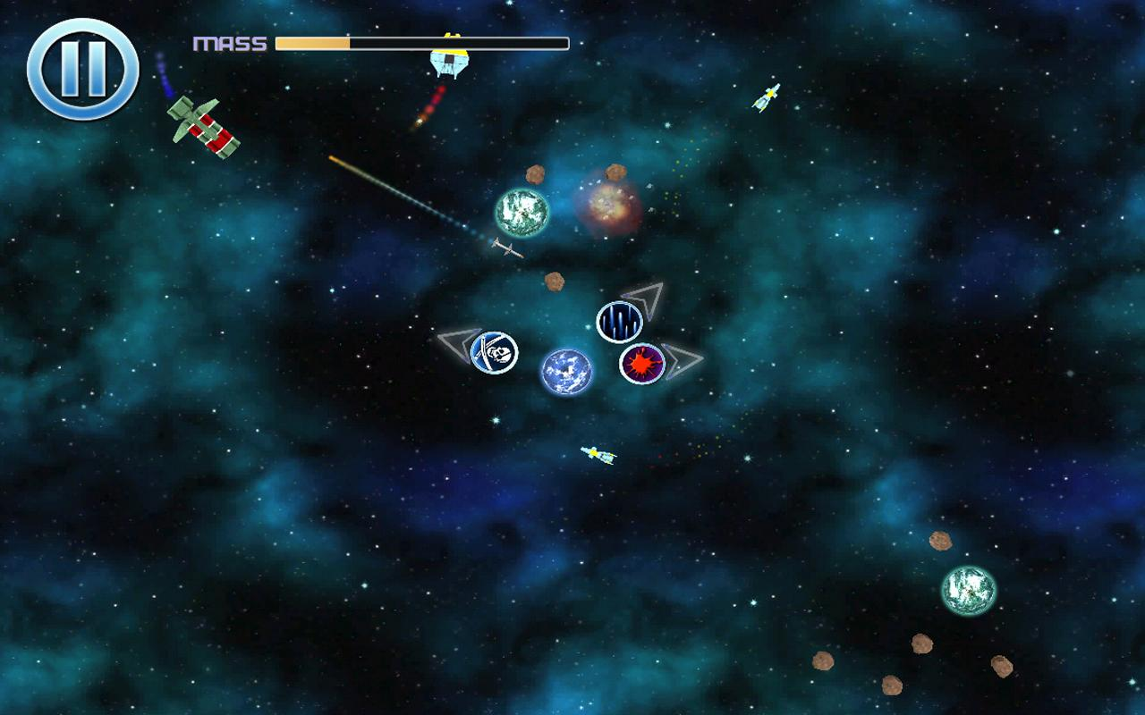 Galactic Lite- screenshot