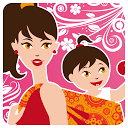 Momple (infant care) mobile app icon
