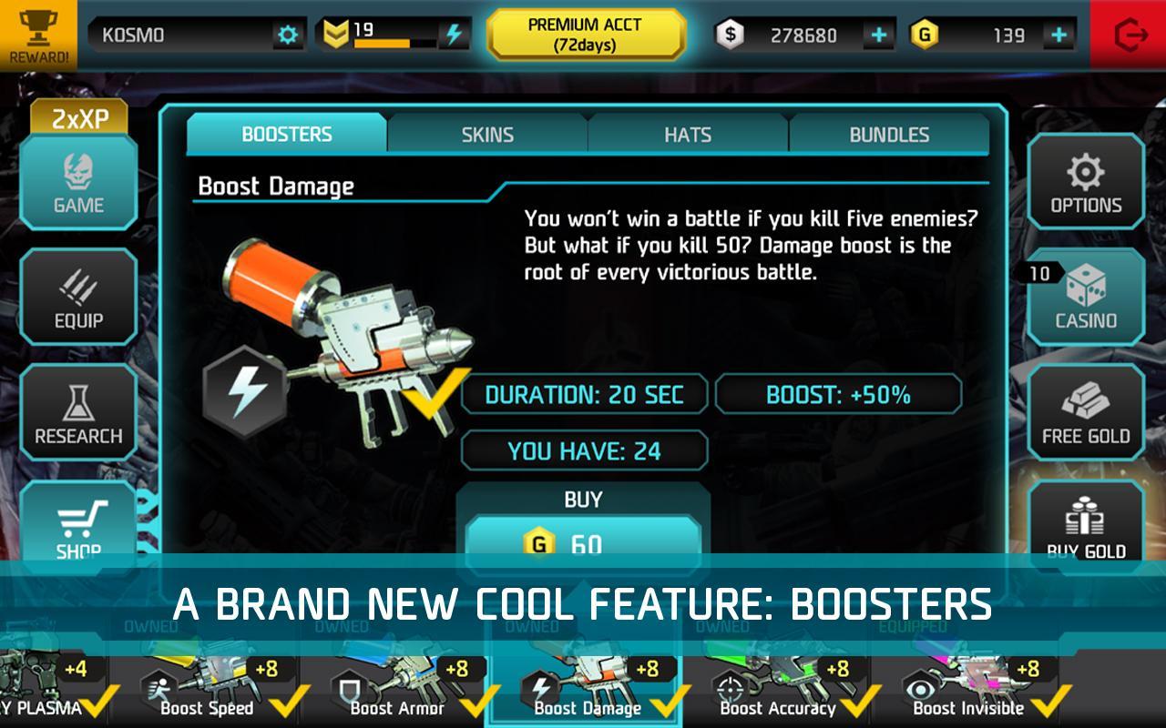 SHADOWGUN: DeadZone screenshot #4