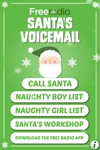 Free Radio - Santa's Voicemail