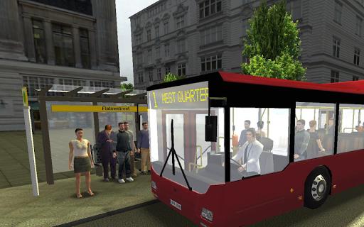 Bus Simulator Park 2015 Free