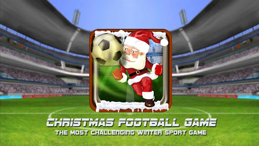 聖誕節足球遊戲