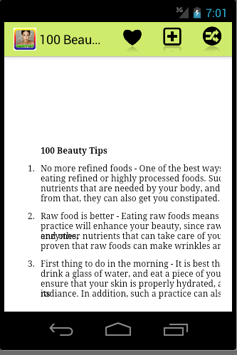 100 Beauty Tips That Worked