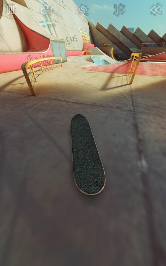 True Skate- screenshot