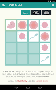 2048 Foetal Beta- screenshot thumbnail