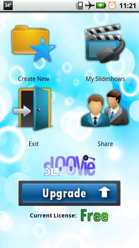 Sloovie: Slideshow Creator- screenshot
