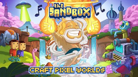 The Sandbox: Craft Play Share Screenshot 1