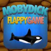 Mobydick - Flappy Game