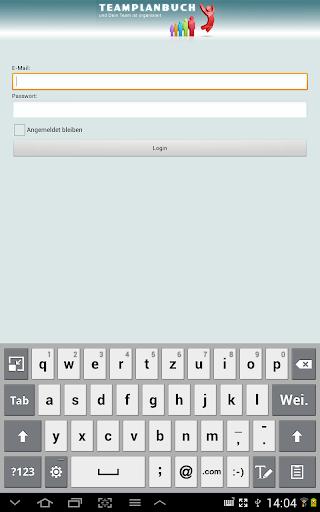 【免費生產應用App】Teamplanbuch Pro-APP點子