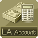 LA Account logo