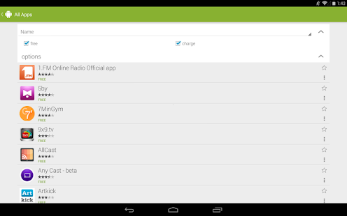 Cast Store for Chromecast Apps Screenshot 27