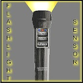 Flashlight sensor