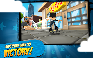 Screenshot of Epic Skater
