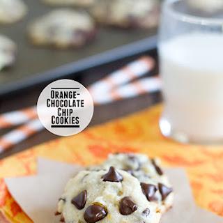 Orange-Chocolate Chip Cookies Recipe