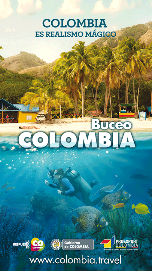 Buceo Colombia - screenshot