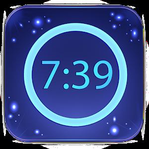Neon Alarm Clock Free