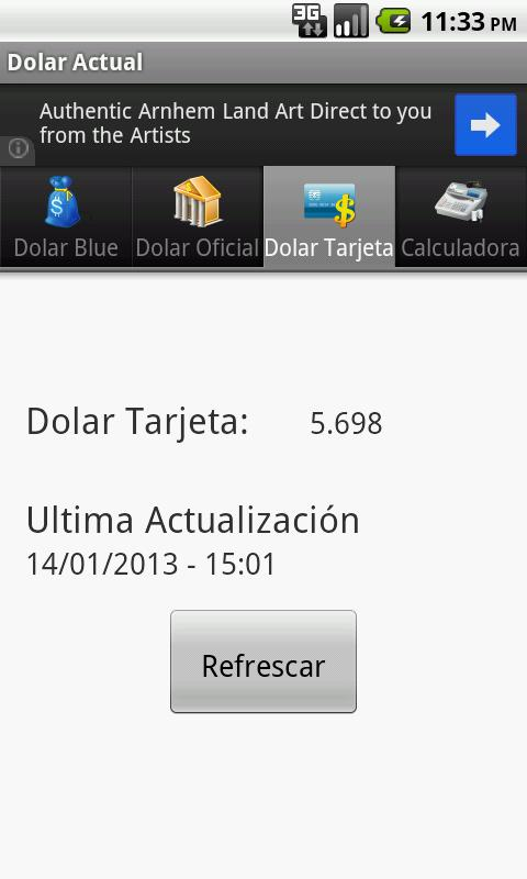 Dolar Hoy - screenshot