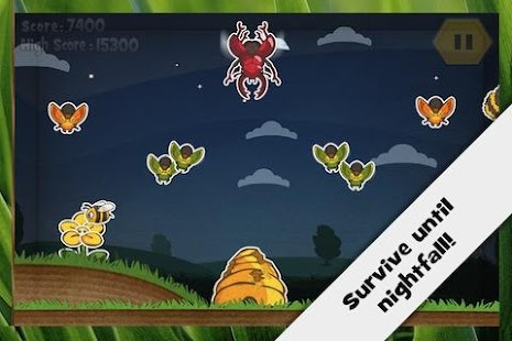 Paper Bees- screenshot thumbnail