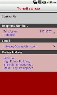 TeraSystem Mobile Banking- screenshot thumbnail