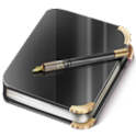 Notes Widget Reminder KEY icon